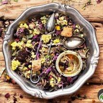 دمنوش ۱۱ گیاه ضد سرماخوردگی ۱۰۰ گرمی عطارین