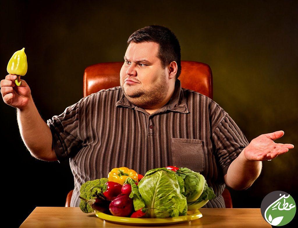 درمان لاغری بدن با گیاهان دارویی