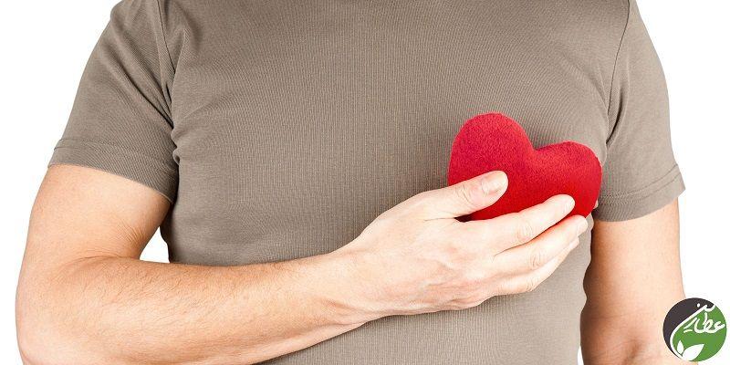 گرفتگی قلب و درمان به کمک طب سنتی