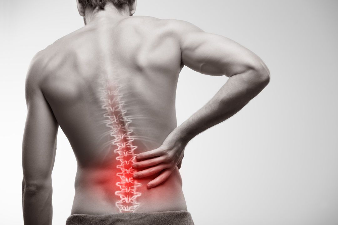 درمان درد ستون فقرات به کمک طب سنتی