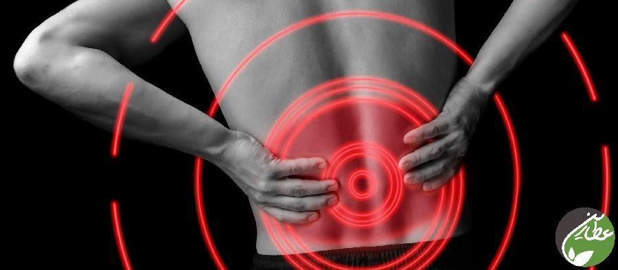 علت درد ستون فقرات و درمان به کمک طب سنتی