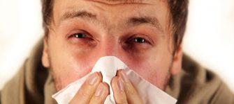 درمان آبریزش بینی به کمک طب سنتی