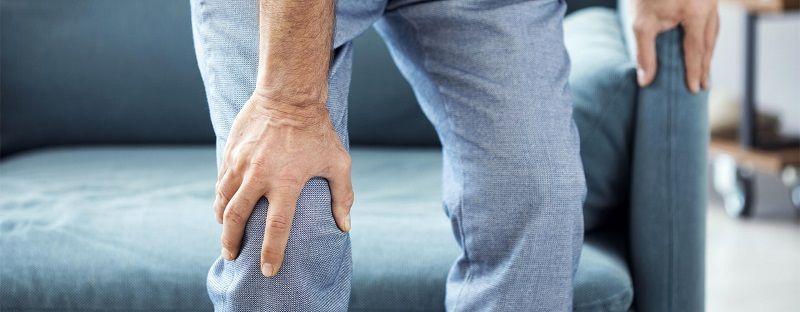 درمان ورم و درد زانو به کمک طب سنتی