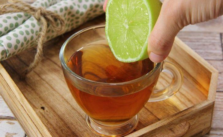 طرز تهیه چای علف لیمو در منزل
