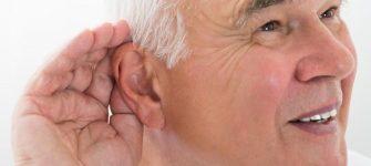 درمان کم شنوایی یا سنگینی گوش به کمک طب سنتی