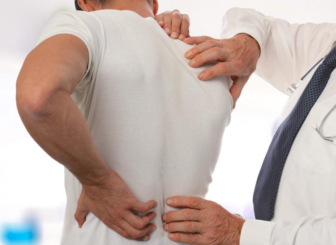 درمان کمر درد به کمک طب سنتی