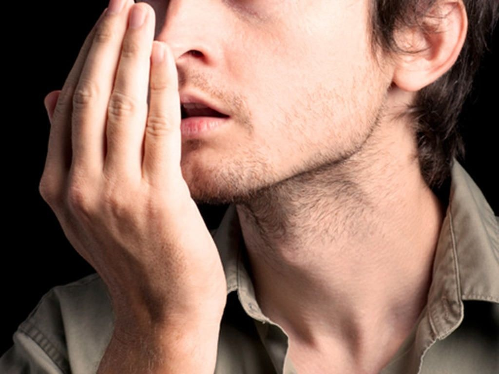رهایی از بوی بد دهان با طب سنتی