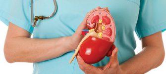 درمان ورم کلیه به کمک گیاهان دارویی