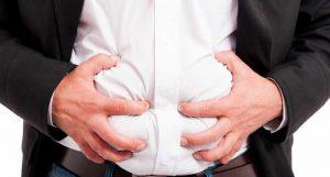درمان گیاهی رطوبات منجمده در معده