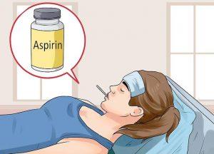 درمان تب و درد با مسکن