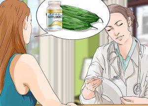 مشورت با پزشک در دیابت
