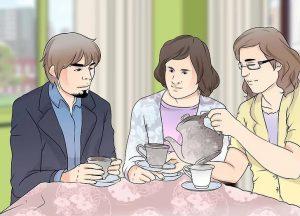 نوشیدن چای را عادت کنید