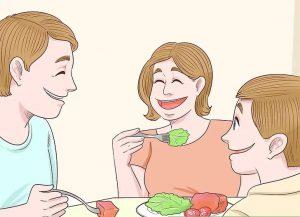 آداب و رسوم خانوادگی را رعایت کنید