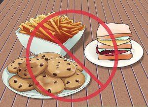 کاهش وزن با غذاهای فراوری شده