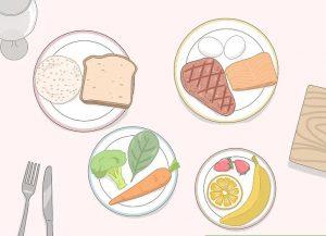 رژیم غذایی سالم داشته باشید