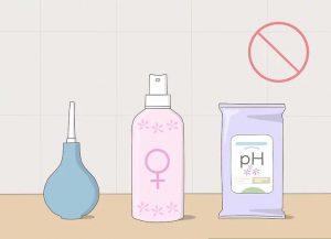 حفظ بهداشت زنان
