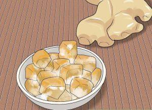 زنجبیل شیرین