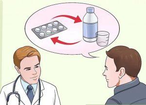 درمان حالت تهوع
