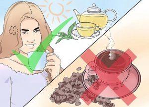 چای به جای قهوه