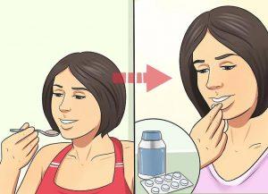بعد از غذا دارو مصرف کنید