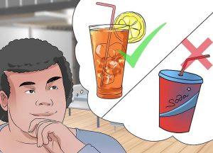 نوشیدن چای به جای نوشابه