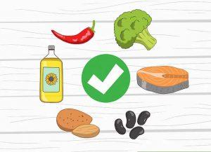 مصرف غذاهای ضد التهابی