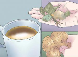 چای گیاهی بنوشید