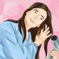 چگونه در خانه و با درمانهای گیاهی ریزش مو را متوقف کنیم؟