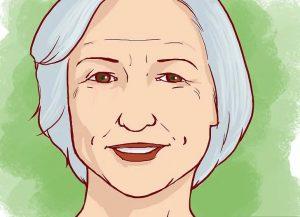 ریزش مو در سنین پیری