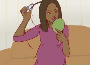 تغییرات هورمونی و ریزش مو در خانم ها