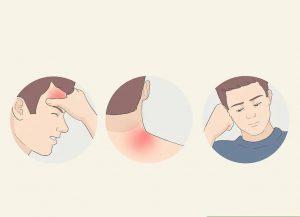سردرد، بدن درد و خستگی