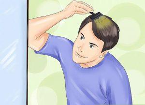 درمان گیاهی ریزش مو با حنا