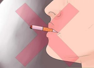 سیگار کشیدن را متوقف کنید