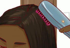 ریزش مو در خانم ها