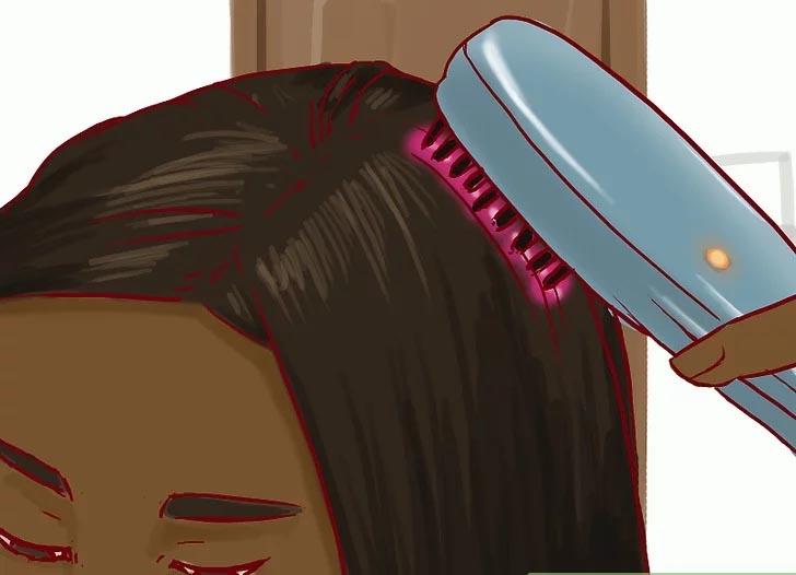 چگونه خانم ها ریزش موی خود را درمان کنند؟