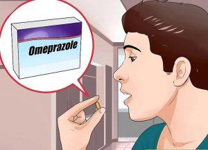 مصرف داروهای متوقف کننده اسید معده