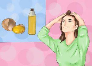 استفاده از روغن تخم مرغ