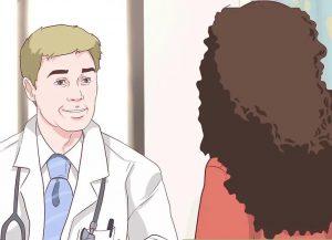 به پزشک مراجعه کنید