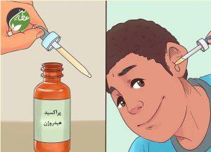 استفاده از پراکسید هیدروژن