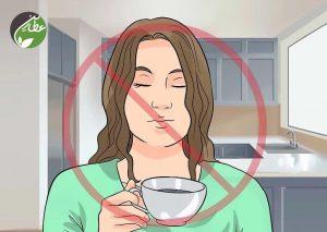 مصرف کافئین را کاهش دهید