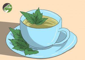 چای سبز بنوشید
