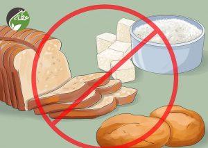مصرف کربوهیدرات را کاهش دهید