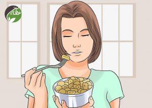 وعده های غذایی کوچک تر بخورید