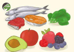 مواد غذایی سالم بخورید