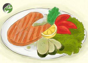ماهی بیشتر بخورید