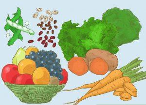 سبزیجات بیشتری بخورید