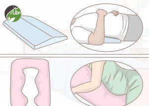 برای خواب راحت بالشت مناسب انتخاب کنید