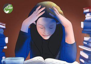 بعد از حفظ کردن خوب بخوابید