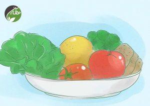 میوه های قرمز رنگ بیشتر بخورید