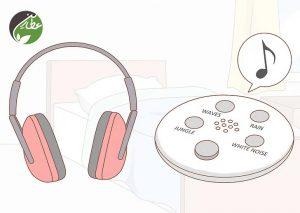 صداهای محیط را کم کنید